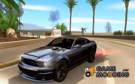 Ford Shelby GT 08 для GTA San Andreas
