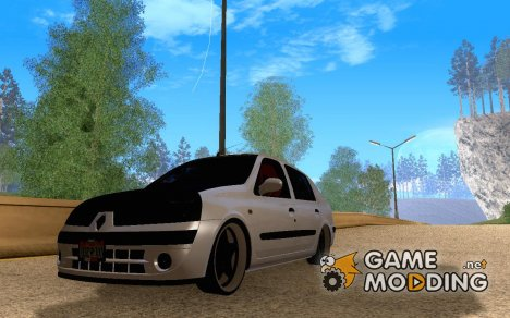 Renault Clio Tuning for GTA San Andreas