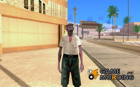 Zombie Skin - wmori for GTA San Andreas