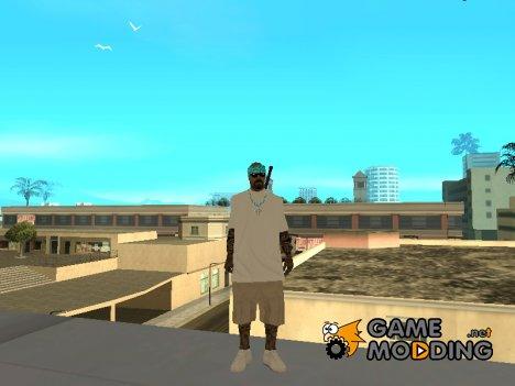 Aztec Gang for GTA San Andreas