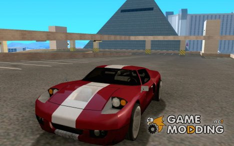 Bullet HD for GTA San Andreas