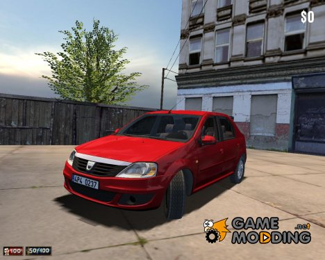 Dacia Logan II for Mafia: The City of Lost Heaven