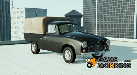 Syrena R20 v1.0 for GTA 5