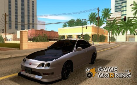 Acura Integra TypeR JDM for GTA San Andreas