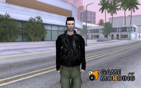 Claude Speed HD for GTA San Andreas