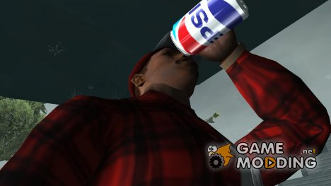 "Новый напиток №1 ""Pepsi"" for GTA San Andreas"