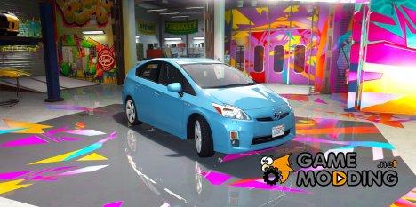 Toyota Prius 4.0 for GTA 5