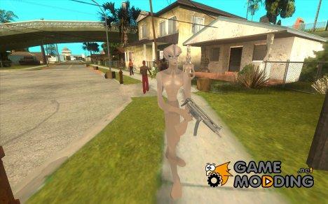 Пришельцы из ГРУВ for GTA San Andreas