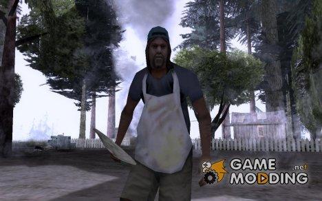Кровавые рассветы (cleo version) for GTA San Andreas