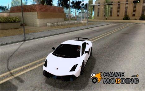 Lamborghini Gallardo LP570-4 Superleggera for GTA San Andreas