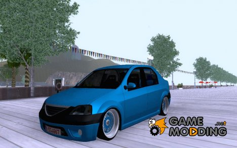 Dacia Logan Elegant for GTA San Andreas