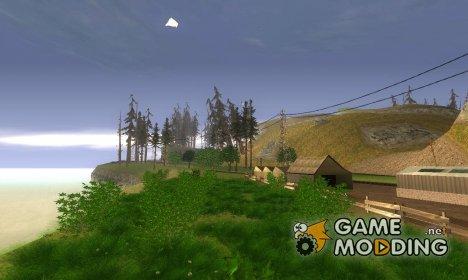 Cборник графических модов для GTA San Andreas