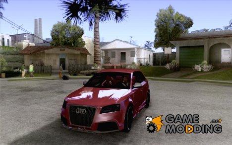 Audi RS3 2011 для GTA San Andreas