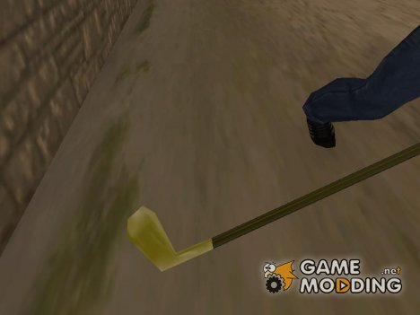 Golden Golf Club для GTA San Andreas
