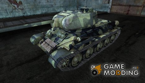 T-34-85 11 for World of Tanks