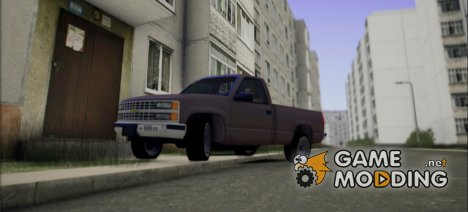 Chevrolet C/K 1500 pickup 1998 for GTA San Andreas