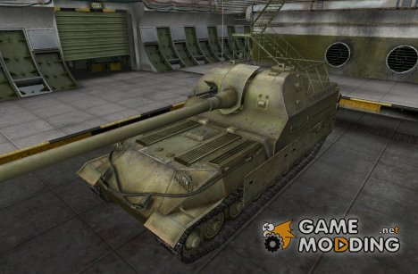 Ремоделинг для Объект 261 для World of Tanks