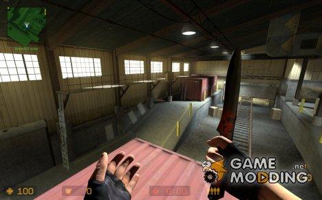 BlackSymbolKnife для Counter-Strike Source