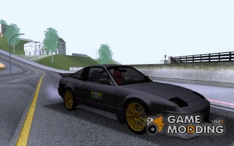 Nissan 240SX X1800 for GTA San Andreas