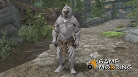 Snow Elves Armor Pack for TES V Skyrim
