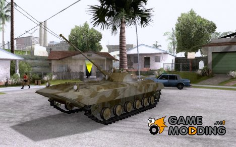 Бмп-2 из CGS for GTA San Andreas
