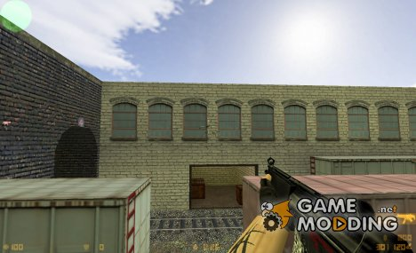 maLt's MP5 для Counter-Strike 1.6