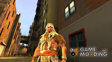 Коннор Волк для GTA 4