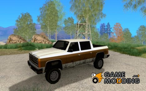 Rancher 4 Doors Pick-Up for GTA San Andreas