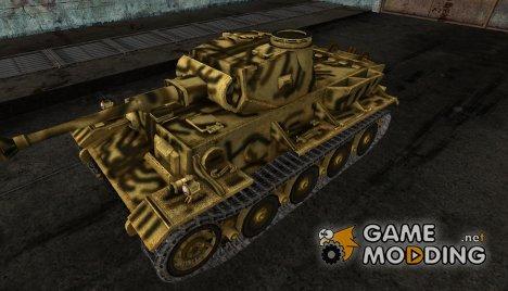 Шкурка для VK3601(H) от Alexandr for World of Tanks