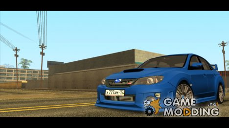City Car Driving Graphics Mod (v0.075) for GTA San Andreas