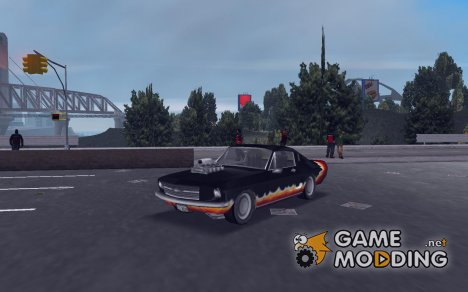 Stank GTA III Style Diablo Vehicle for GTA 3