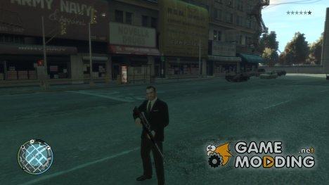 Arrest Warrant for GTA 4