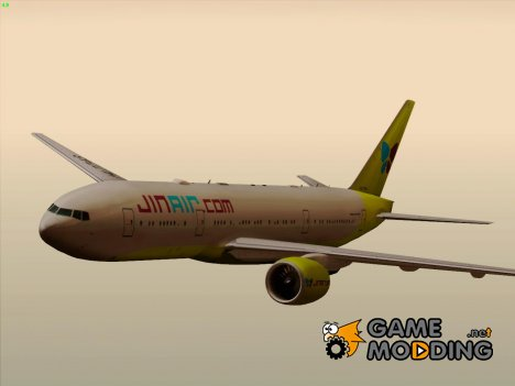 Boeing 777-2B5ER Jin Air HL7743 for GTA San Andreas