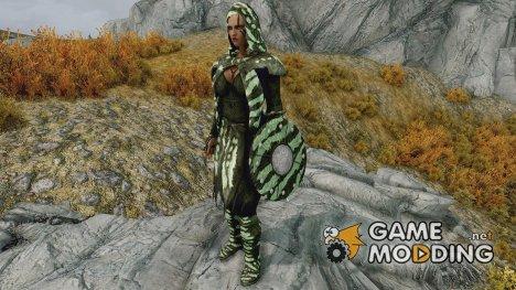 Vale Skin Armour for TES V Skyrim