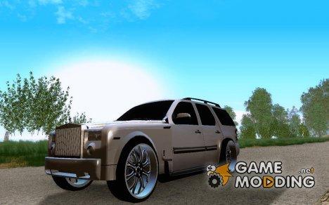 Gmc Rolls Royse for GTA San Andreas