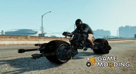 Batpod Standalone Version 1.0 для GTA 5