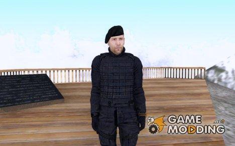 Jason Statham (Неудержимые) для GTA San Andreas