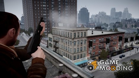 Battlefield 3 Weapon Sounds for GTA 4
