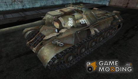 ИС-3 BoMJILuk for World of Tanks