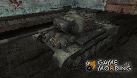 Шкурка для M46 Patton для World of Tanks