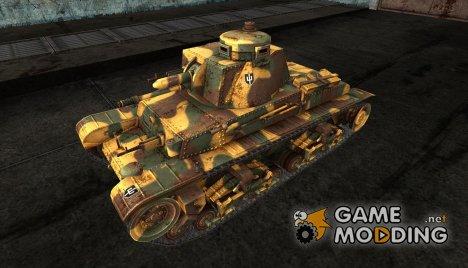 PzKpfw 35 (t) Gesar for World of Tanks
