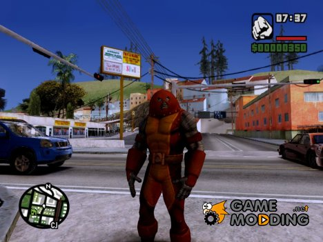 "Unstoppable Colossus ""The New Juggernaut"" для GTA San Andreas"