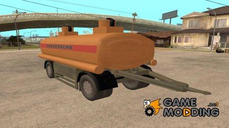 МАЗ прицеп-цистерна for GTA San Andreas