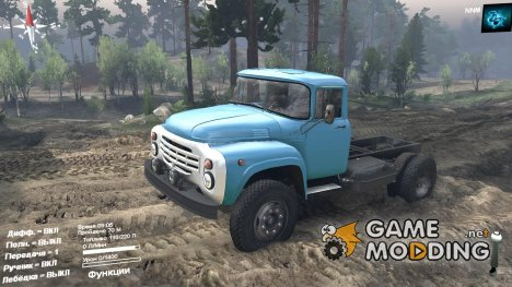 ЗиЛ 130 for Spintires 2014