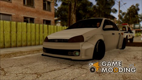 ВАЗ 1119 Lada Kalina Stance для GTA San Andreas