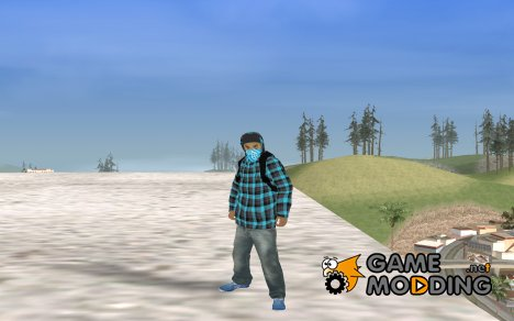 New vla1 for GTA San Andreas