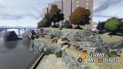 Внедорожная трасса for GTA 4