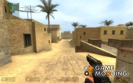 P228 Retexture for Counter-Strike Source