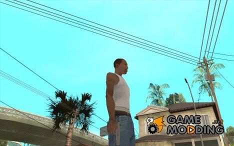 Silverballer из игры Hitman for GTA San Andreas