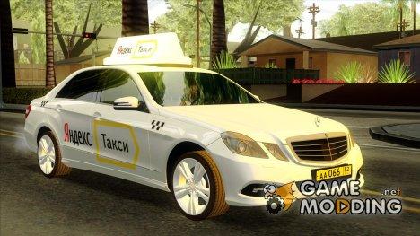 Mercedes-Benz E500 W212 for GTA San Andreas
